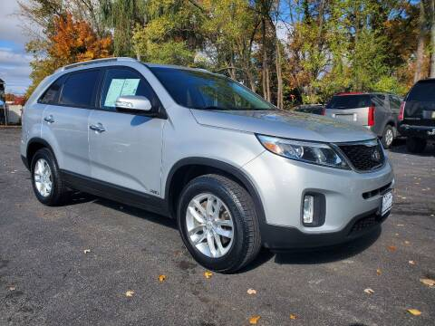 2015 Kia Sorento for sale at AFFORDABLE IMPORTS in New Hampton NY