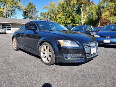 2008 Audi TT for sale at AFFORDABLE IMPORTS in New Hampton NY
