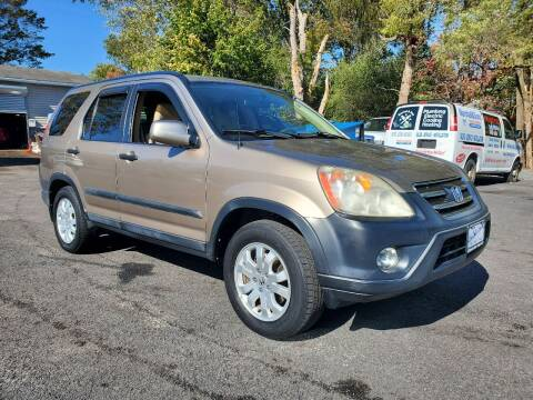 2005 Honda CR-V for sale at AFFORDABLE IMPORTS in New Hampton NY