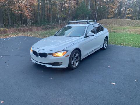 2015 BMW 3 Series for sale at AFFORDABLE IMPORTS in New Hampton NY