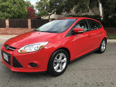 2014 Ford Focus for sale in Pasadena, CA