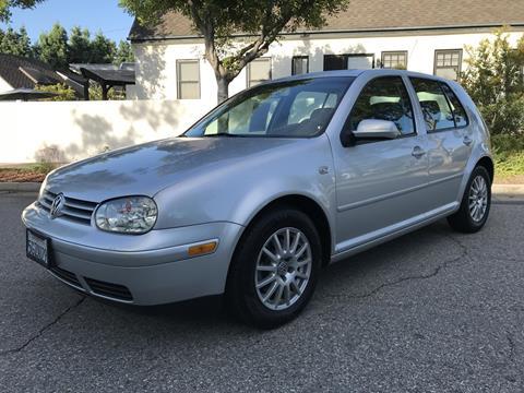 2004 Volkswagen Golf for sale in Pasadena, CA