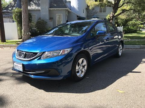 2014 Honda Civic for sale in Pasadena, CA