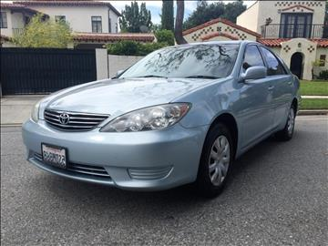 2006 Toyota Camry for sale in Pasadena, CA
