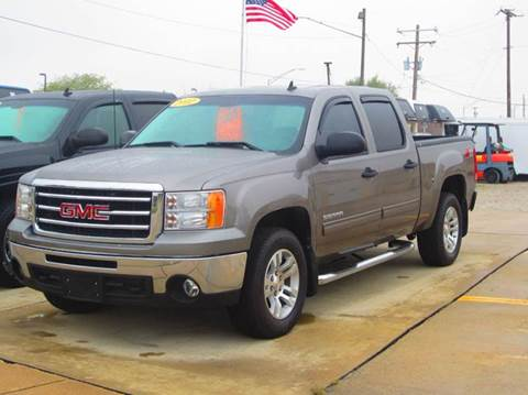 2012 GMC Sierra 1500 for sale at Brown's Truck Accessories Inc in Forsyth IL
