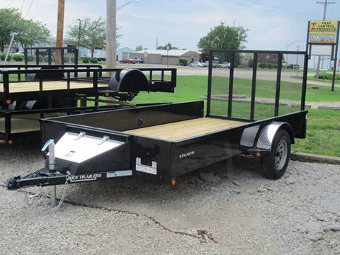 2018 Rice Trailers Stealth
