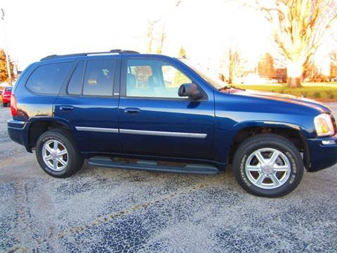 2007 GMC Envoy for sale at Brown's Truck Accessories Inc in Forsyth IL