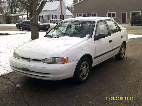 chevrolet prizm for sale carsforsale The Best Year Chevy Prizm 2001 chevrolet prizm for sale in forsyth il