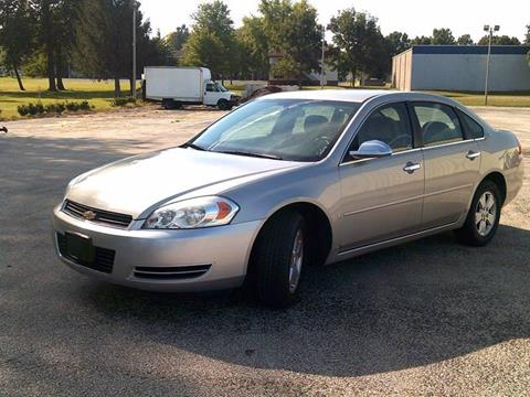 2008 Chevrolet Impala for sale in Forsyth, IL
