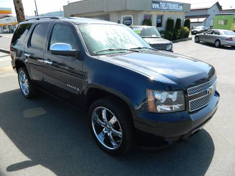 2008 Chevrolet Tahoe for sale in Monroe, WA