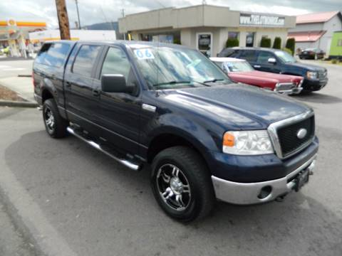 2006 Ford F-150 for sale in Monroe, WA