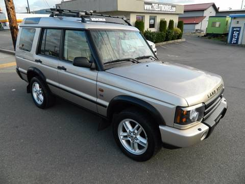 2003 Land Rover Discovery for sale in Monroe, WA