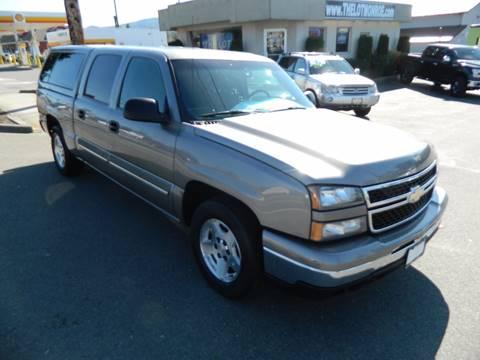 2006 Chevrolet Silverado 1500 for sale in Monroe, WA