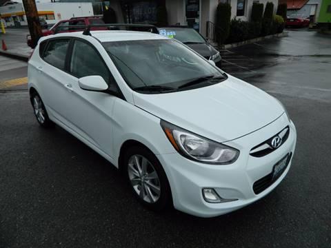 2012 Hyundai Accent for sale in Monroe, WA
