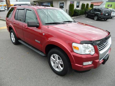 2008 Ford Explorer for sale in Monroe, WA