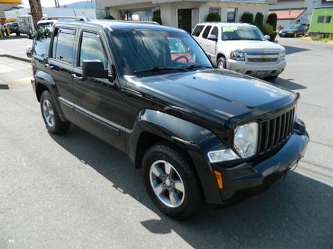 2008 Jeep Liberty for sale in Monroe, WA