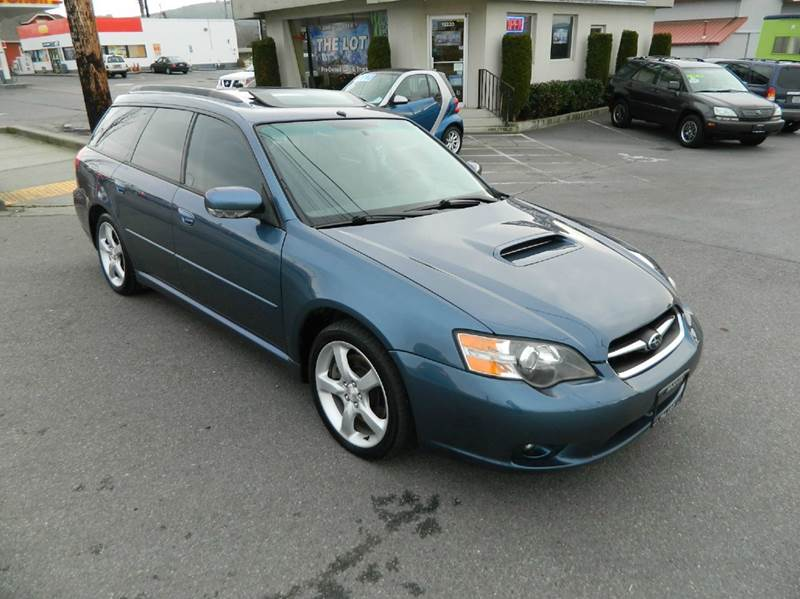 2005 subaru legacy awd 2 5 gt limited 4dr turbo wagon in monroe wa the lot. Black Bedroom Furniture Sets. Home Design Ideas