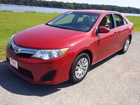 2013 Toyota Camry for sale in Pine Bluff, AR