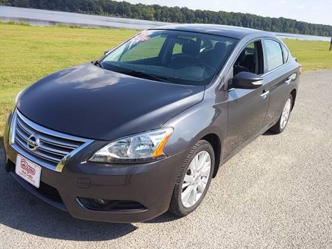 2013 Nissan Sentra for sale in Pine Bluff, AR