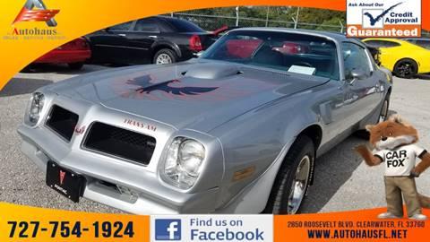 1976 Pontiac Firebird for sale in Clearwater, FL
