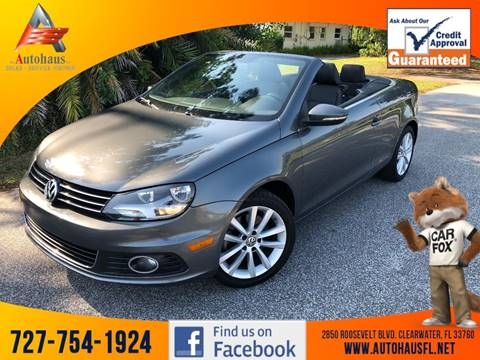 2012 Volkswagen Eos for sale in Clearwater, FL