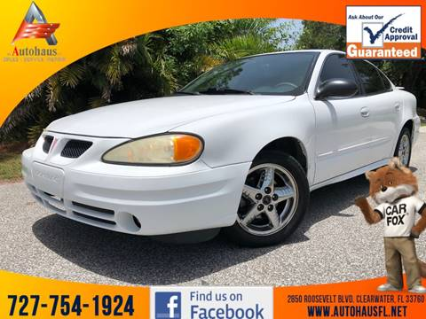 2004 Pontiac Grand Am for sale in Clearwater, FL