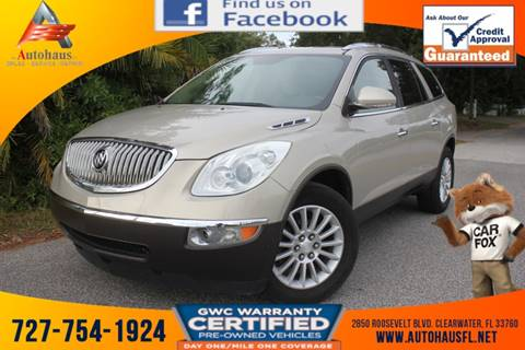 2010 Buick Enclave for sale in Clearwater, FL