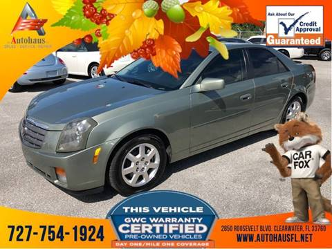2005 Cadillac CTS for sale in Clearwater, FL