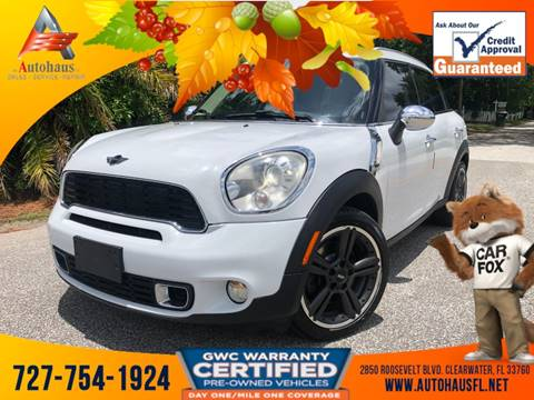 2011 MINI Cooper Countryman for sale in Clearwater, FL
