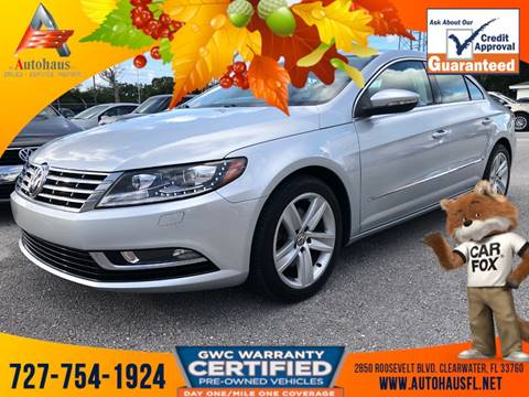2013 Volkswagen CC for sale in Clearwater, FL