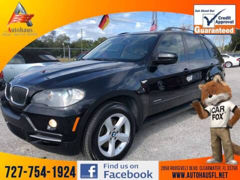 2009 BMW X5 xDrive30i for sale at DAS Auto Haus in Clearwater FL