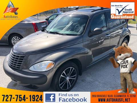 2001 Chrysler PT Cruiser Limited for sale at DAS Auto Haus in Clearwater FL