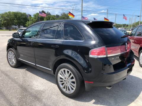 2007 Lincoln MKX for sale at Das Autohaus Quality Used Cars in Clearwater FL