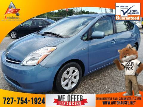 2009 Toyota Prius for sale at Das Autohaus Quality Used Cars in Clearwater FL