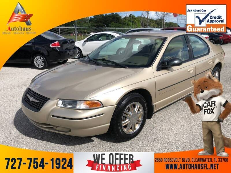 1999 Chrysler Cirrus for sale at Das Autohaus Quality Used Cars in Clearwater FL