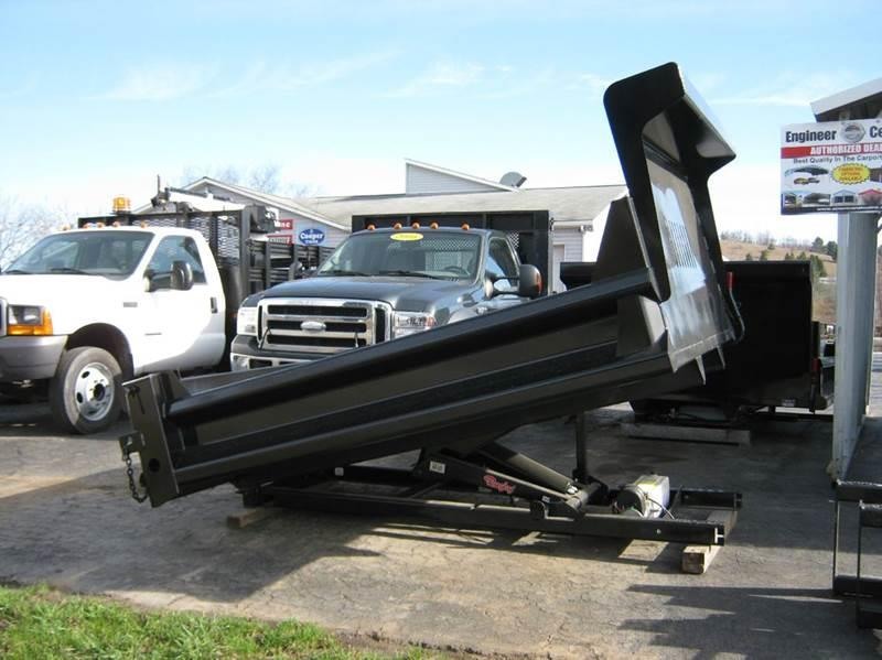 2019 Duraclass 9' mason dump for sale at AFFORDABLE AUTO SVC & SALES in Bath NY