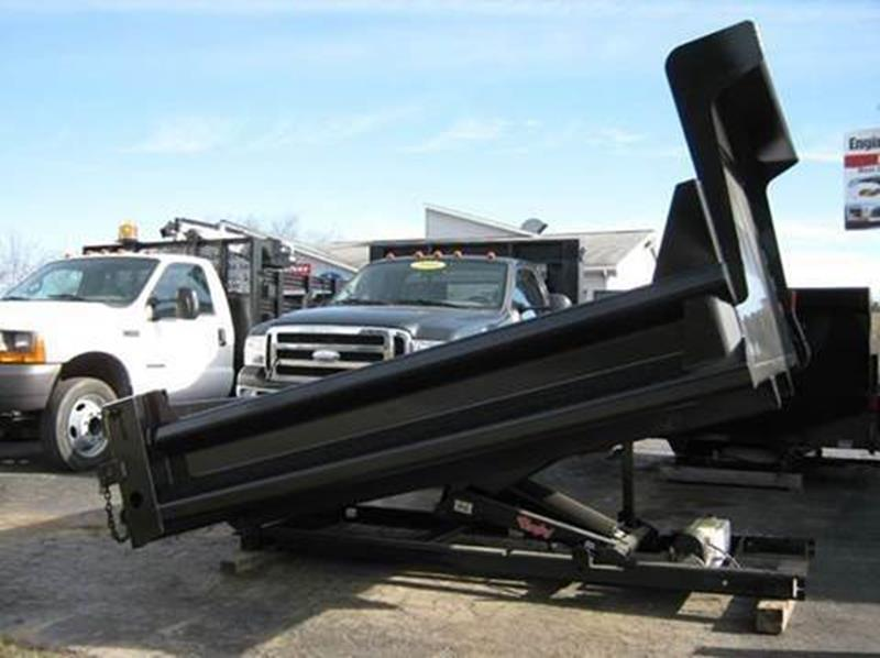 2019 Duraclass 11' mason dump for sale at AFFORDABLE AUTO SVC & SALES in Bath NY