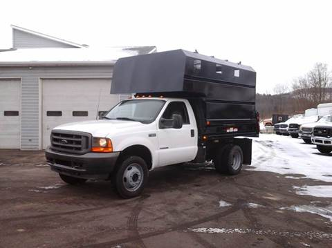 2001 Ford F-550 for sale at AFFORDABLE AUTO SVC & SALES in Bath NY