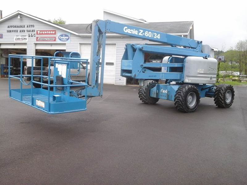 2001 Genie Z60/34 for sale at AFFORDABLE AUTO SVC & SALES in Bath NY