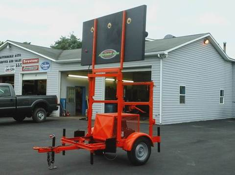1988 Dietz Arrow Board for sale at AFFORDABLE AUTO SVC & SALES in Bath NY