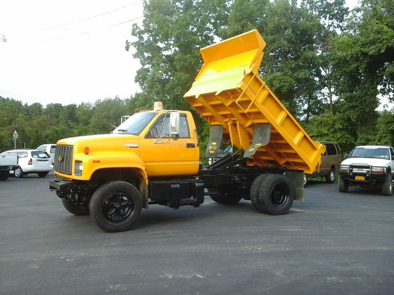 1994 Chevrolet Kodiak for sale at AFFORDABLE AUTO SVC & SALES in Bath NY