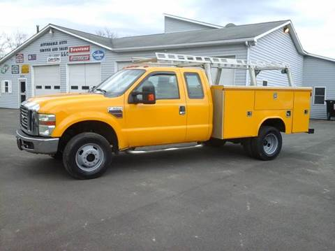 2009 Ford F-350 Super Duty for sale at AFFORDABLE AUTO SVC & SALES in Bath NY