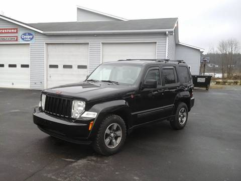 2008 Jeep Liberty for sale in Bath, NY