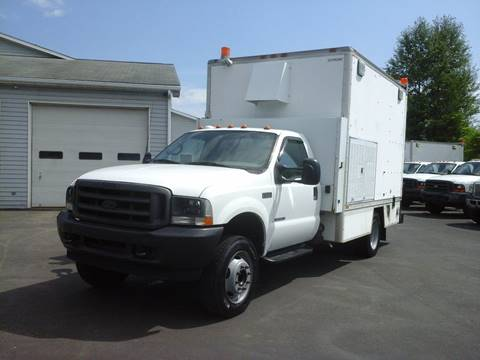 2002 Ford F-550 Super Duty for sale in Bath, NY