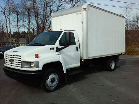 2008 Chevrolet C4500 for sale in Bath, NY