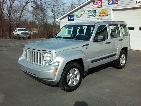 2011 Jeep Liberty for sale in Bath, NY