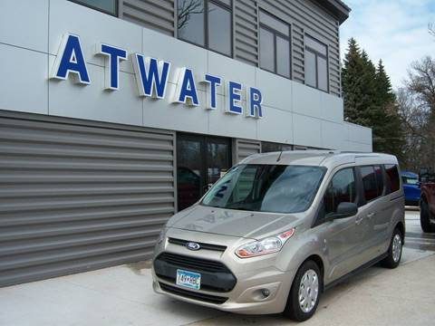 2014 Ford Transit Connect Wagon for sale in Atwater, MN