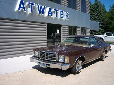 1976 Ford Granada for sale in Atwater, MN