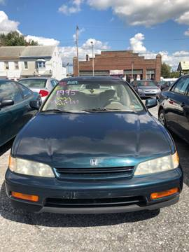 1995 Honda Accord for sale in Lebanon, PA