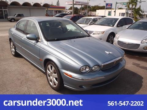 2005 Jaguar X-Type for sale in Lake Worth, FL